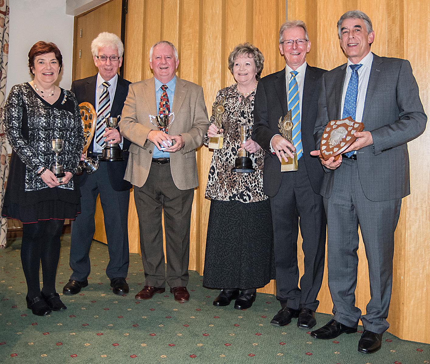 Trophy Winners 2018
